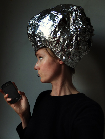 Ottoman Style Tinfoil Hat 1