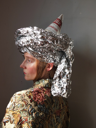 Ottoman Style Tinfoil Hat 3